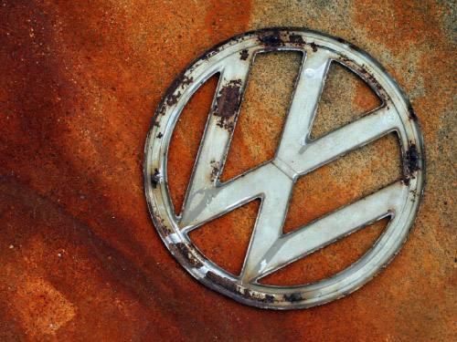 Placa Decorativa Vintage Carros Volkswagen Retro PDV201