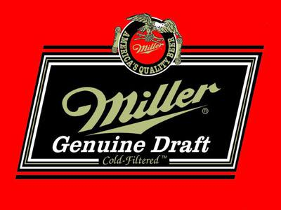 Placa Decorativa Miller Genuine PDV231