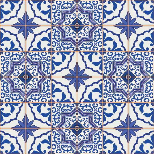Adesivos de Azulejos Portugueses