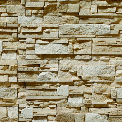 Papel de Parede Pedra Adesivo Autocolante PD15