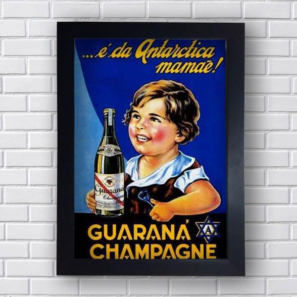 Quadro Guaraná Champagne