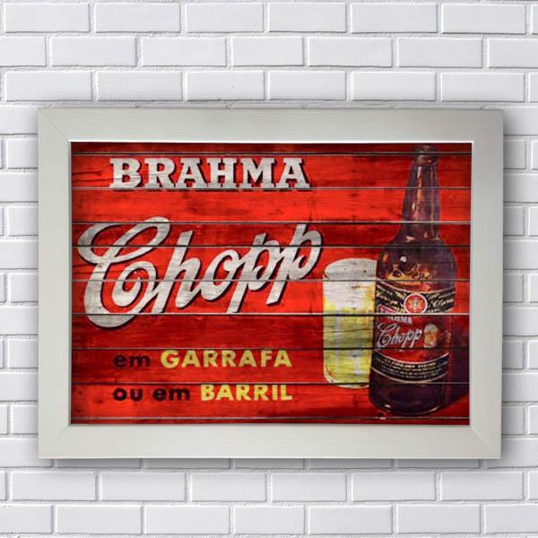 Quadro Brahma Chopp