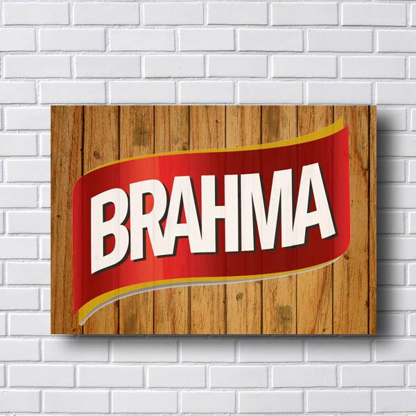 Quadro Vintage Brahma