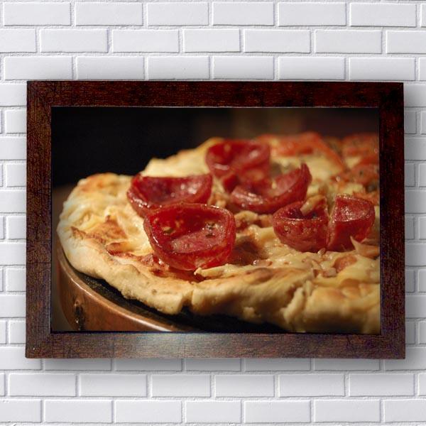 Quadros Para Cozinha Pizza