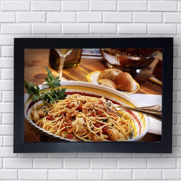 Quadros Para Cozinha Spaghetti