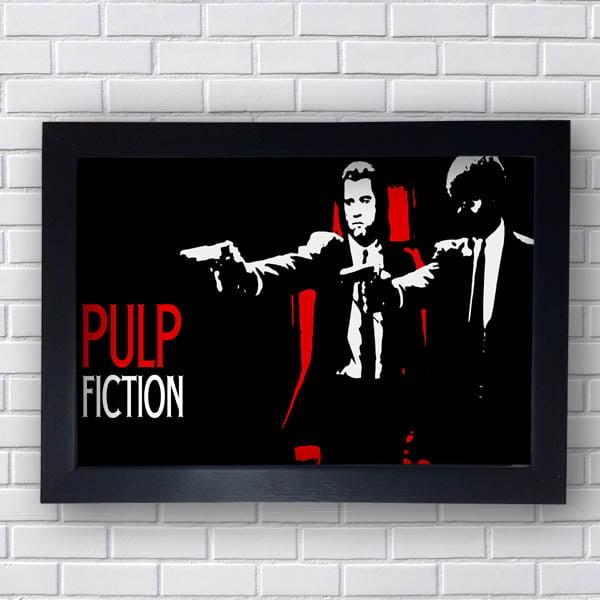 Quadro Pulp Fiction