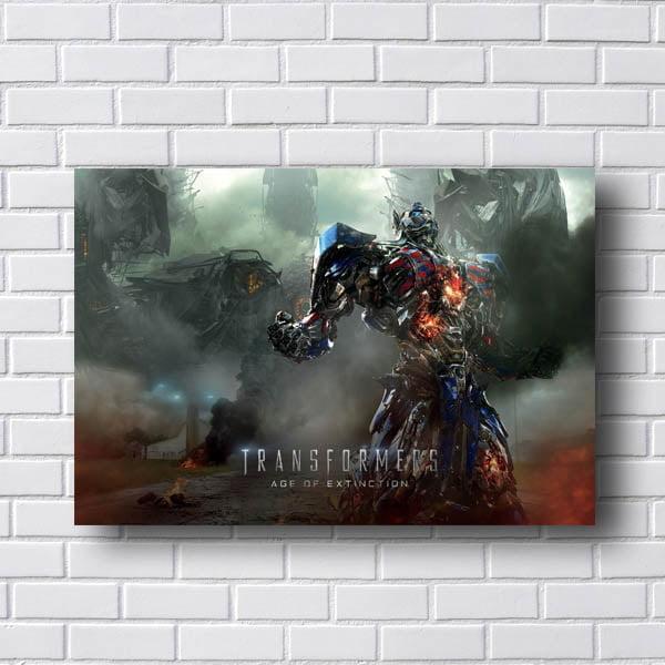 Quadro Transformers Poster