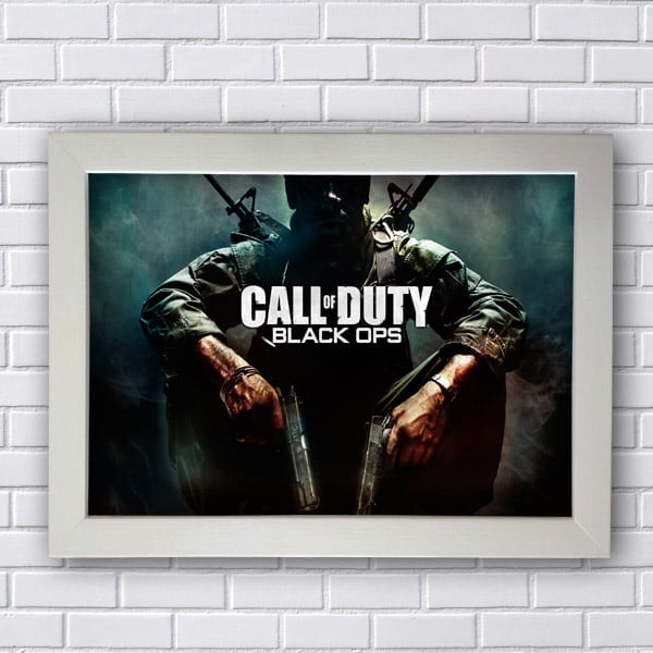 Quadro Call of Duty Black Ops