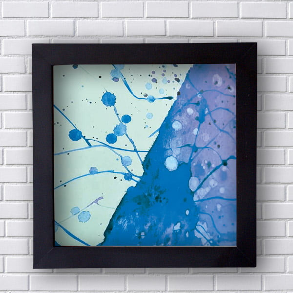 Quadro Decorativo Azul