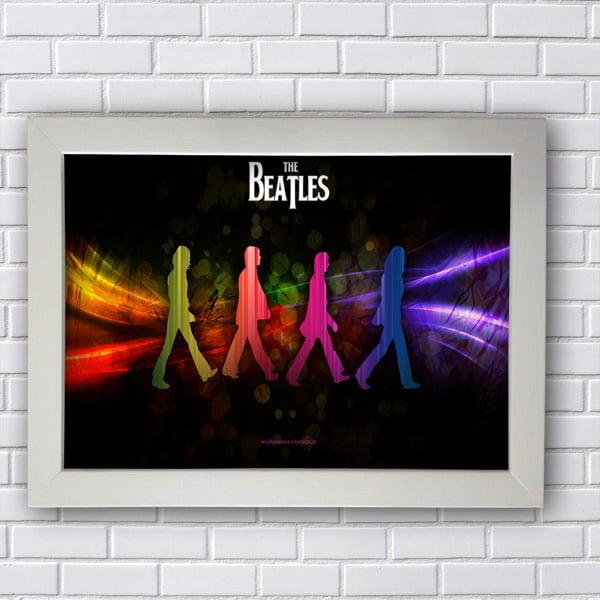 Quadro Beatles Abbey Road