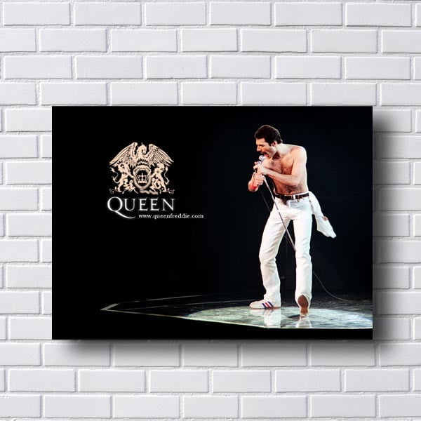 Quadro Decorativo Queen