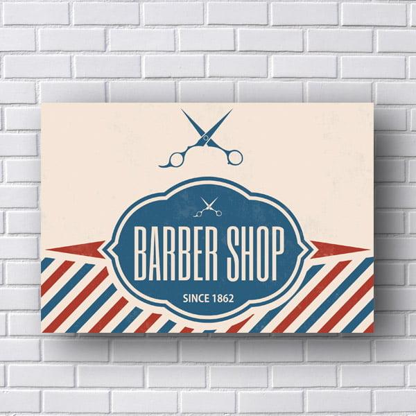 Quadro Barber Shop Since 1862