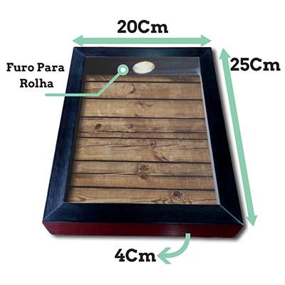 Porta Rolhas Decorativo - Always For Time Wine
