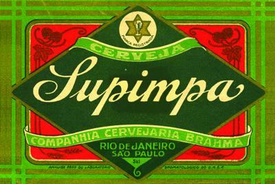 Placa Decorativa Cerveja Supimpa PDV254