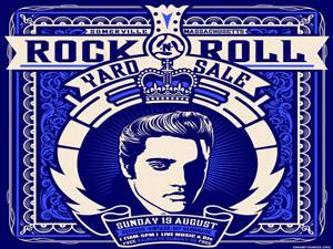 Placas Decorativas Cerveja Rock Roll PDV314