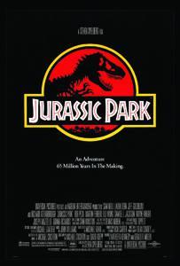 Placas Decorativas Jurassic Park Filme PDV486