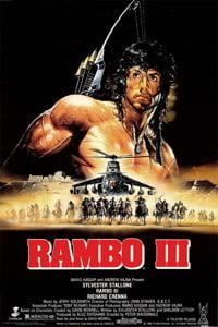 Placas Decorativas Rambo Filme PDV489