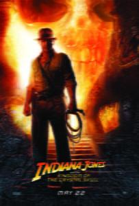 Placas Decorativas Indiana Jones Filme PDV484