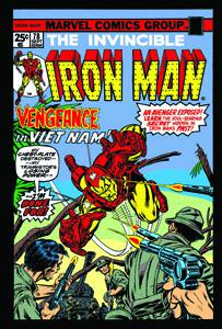 Placa Decorativa Iron Man Marvel Comics Quadrinhos Retro PDV431