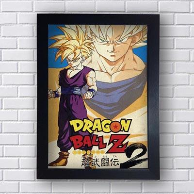 Quadro Decorativo Dragon Ball Z
