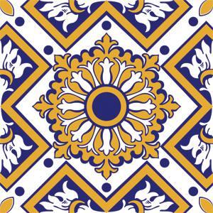 Adesivo de Azulejo Portugues