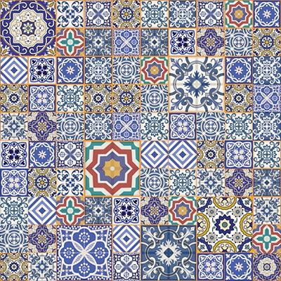 Azulejo Portugues Adesivo