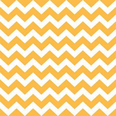 Papel de Parede Chevron Amarelo Geometricos