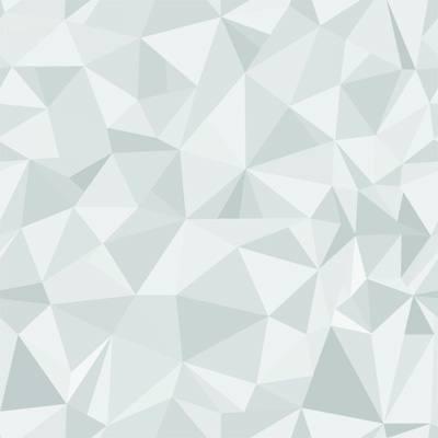 Papel de Parede Geometrico Cinza Formas Triangulares