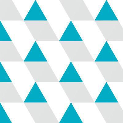 Papel de Parede Geometrico Losango Triangulo