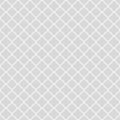 Papel de Parede Geometrico Formas Cinza