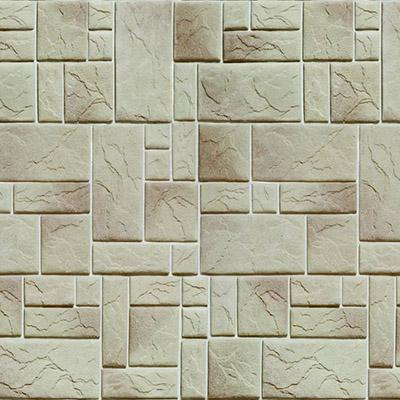 Papel de Parede Pedra Retangular Autocolante PD42