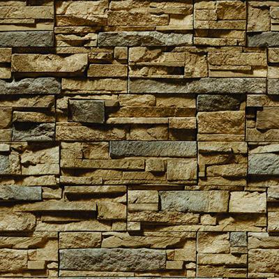 Papel de Parede Imitando Pedra Autocolante PD17