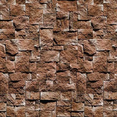 Papel de Parede Pedra 3d Sala Autocolante PD35