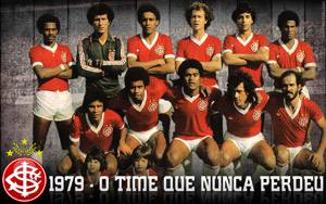 Placa Decorativa Internacional 1979 Invicto PDV471