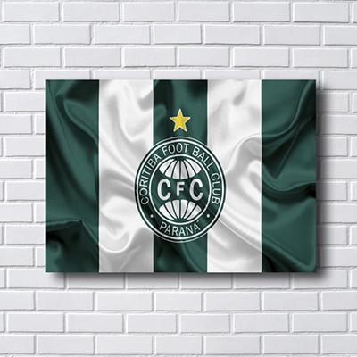 Placa Quadro Decorativo Coritiba Club