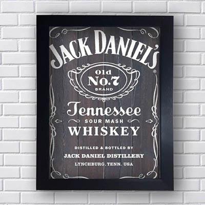 Quadro Jack Daniels
