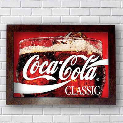 Quadros Coca Cola Classic