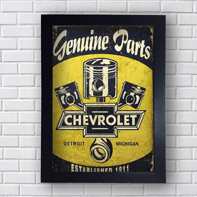 Quadro Chevrolet Detroit