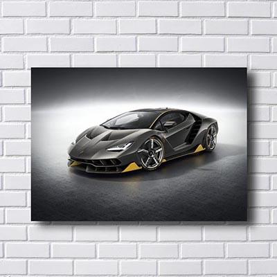 Quadro Decorativo Lamborghini