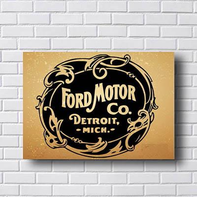 Quadro Ford Motor