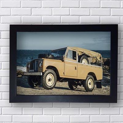 Quadro Jeep Mar