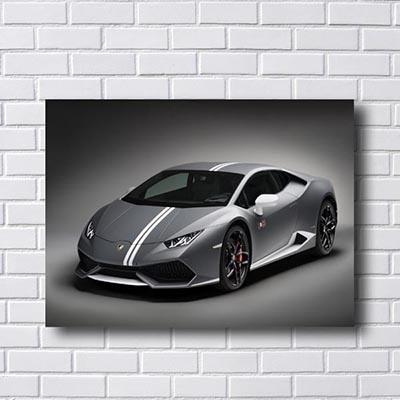 Quadro Lamborghini Esportivo