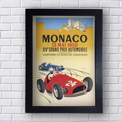 Quadro Monaco Vintage