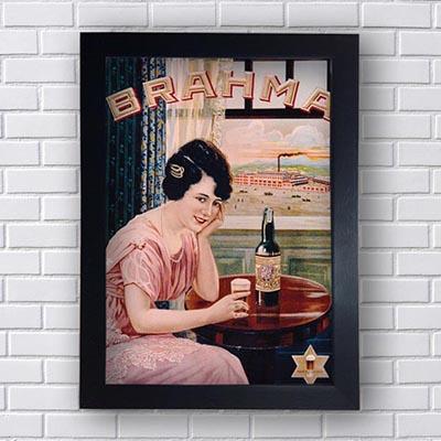 Quadro Brahma Vintage