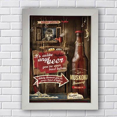 Quadro Muskoka Beer