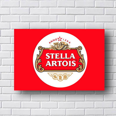 Quadro Stella Artois