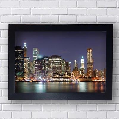 Quadro Cidade New York