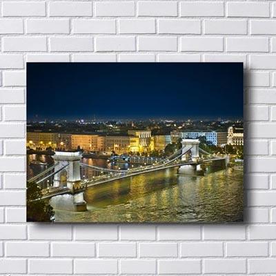 Quadro Cidade Ponte