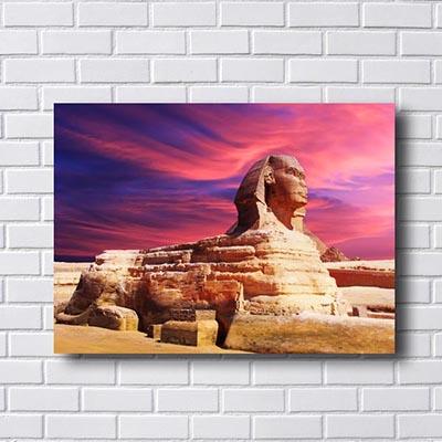 Quadro Egito Esfinge