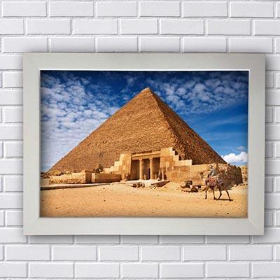 Quadro Egito Piramide